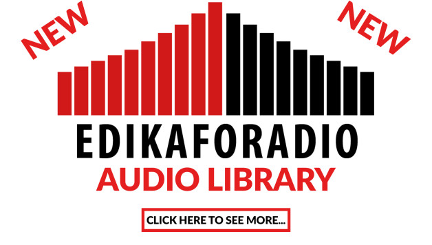 Audio Libary Website